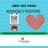 Advocacy Poster
